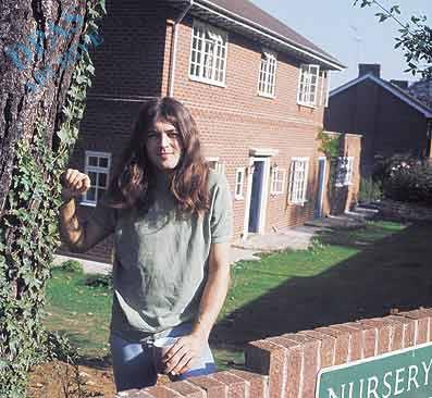 Ian Gillan - Purley 1971
