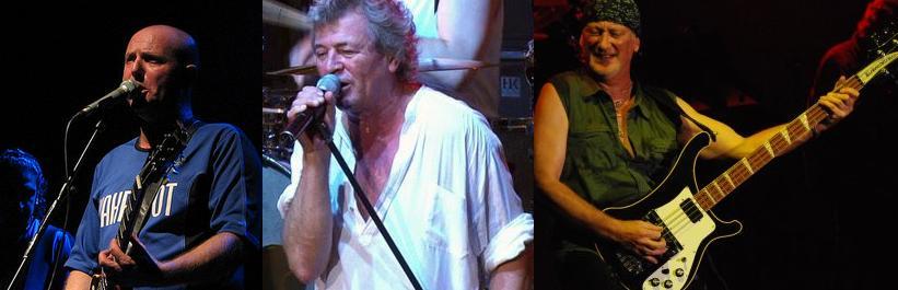 Deep Purple снимутся в кино